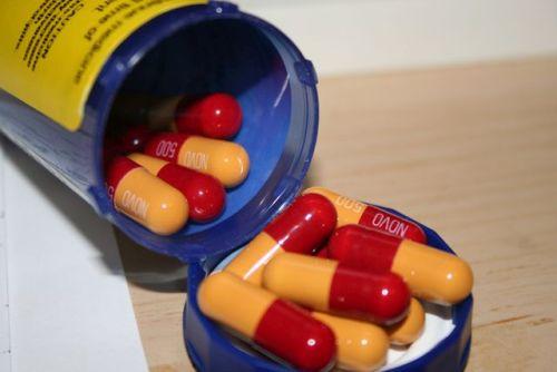 Gambar Antibiotik