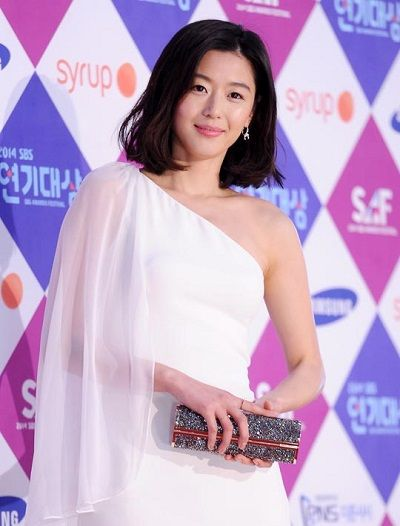 Jun Ji-hyun 2014 SBS