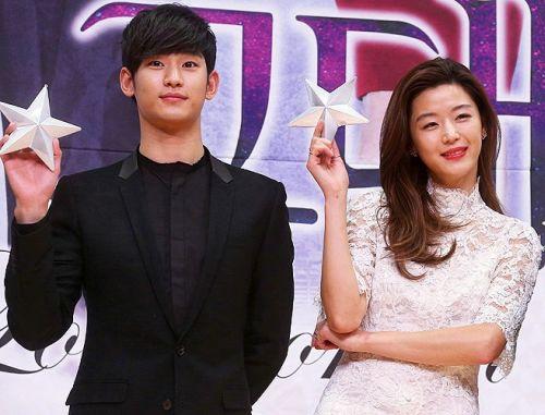Jun Ji-hyun dan Kim Soo-hyun