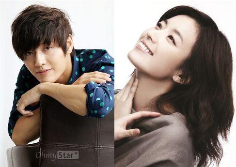 Kang Ha Neul dan Han Hyo Joo