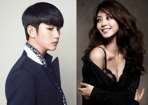 Kim Soo-hyun dan Han Ye-seul