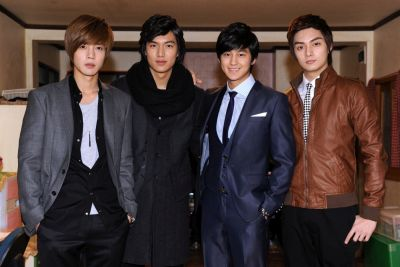 Kumpulan Foto Drakor Boys Before Flowers 1