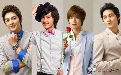Kumpulan Foto Drakor Boys Before Flowers 2