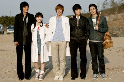 Kumpulan Foto Drakor Boys Before Flowers 3