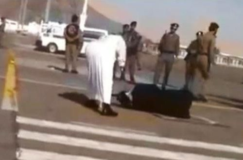 Pemenggalan Kepala di Arab Saudi