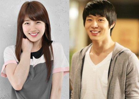 Suzy dan Yoochun