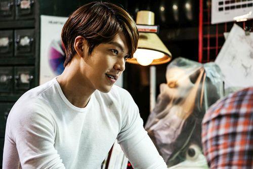 Wawancara dengan Kim Woo Bin